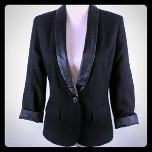 American eagle outfitters Blazer extra small black